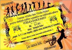 Vcielka dance party