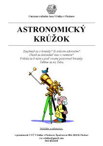 astronomicky